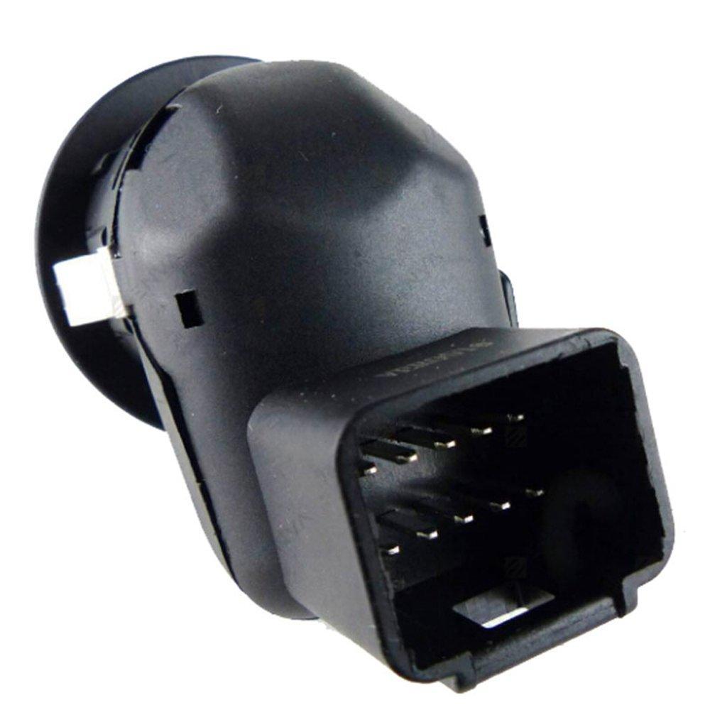 Exterior Espejo Interruptor el/Ã/©ctrica espejo Control Interruptor de ajuste con plegable