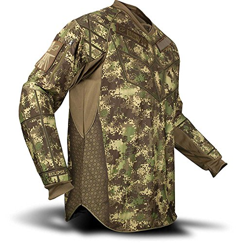 (Planet Eclipse HDE Tactical Jerseys (click-a-Size/Color) (Camo, M))