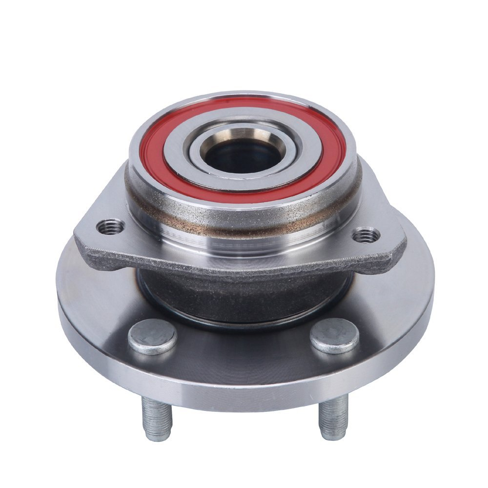 513159 Front Wheel Hub Bearing Assembly for 1999-2004 Jeep Grand Cherokee FWD Front Left and Right 5 Lug FKG