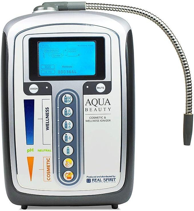 Aqua Ionizer Deluxe Water Ionizer 7 Water Settings