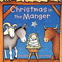 Christmas In The Manger Board