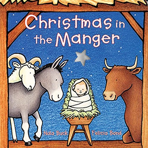 Christmas in the Manger book