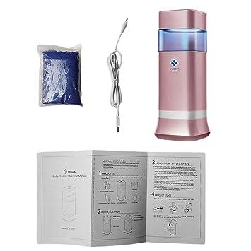Amazon.com: Botella de leche portátil recargable ...