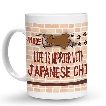 com makoroni life is merrier a ese chin dog
