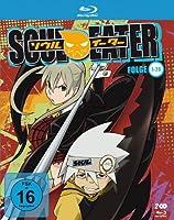Soul Eater - Folge 1-26 - Doppel Disc