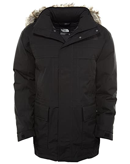 The North Face Men s McMurdo Parka Ii at Amazon Men s Clothing store  f396e780bd24