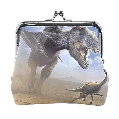 Amazon.com: Monedero Tyrannosaurus dinosaurio caza para ...