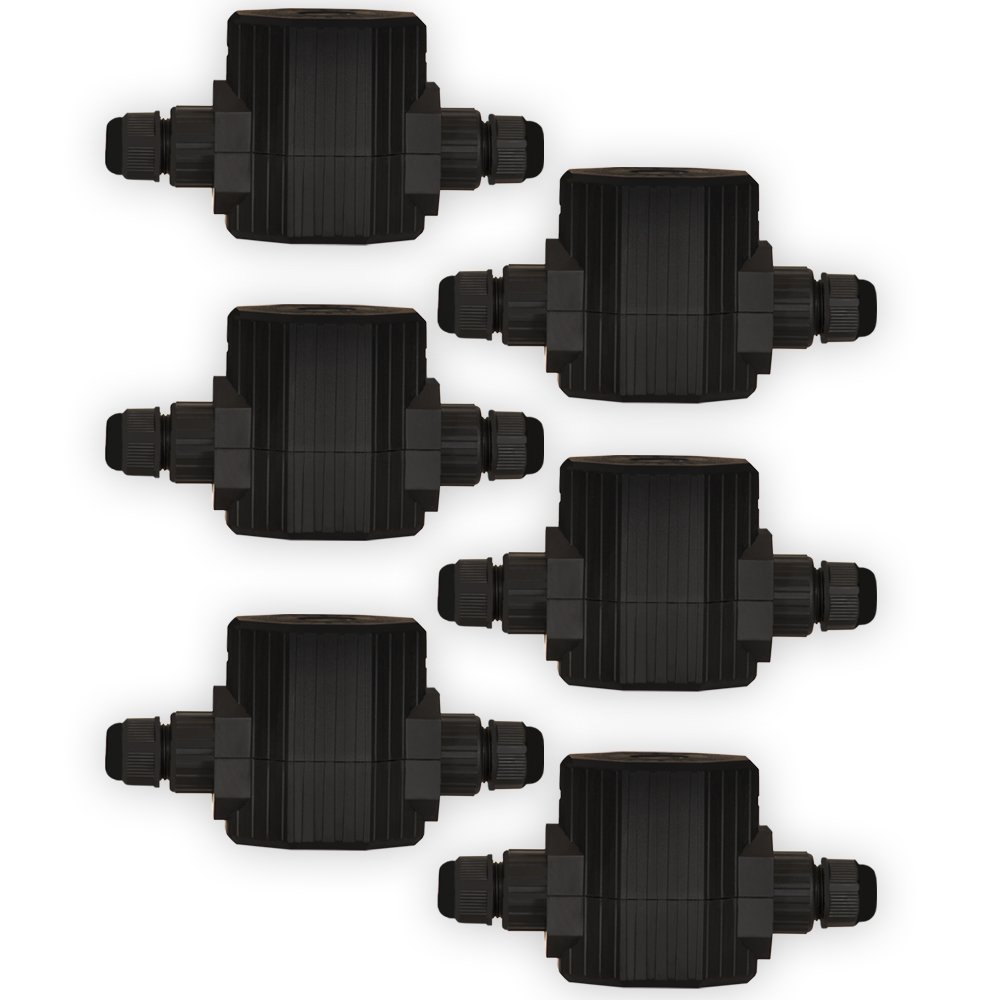 Theater Solutions 70V Indoor or Outdoor 70 Volt External Speaker Transformers 6 Piece Pack by Theater Solutions