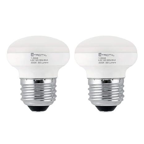 xtricity R14 LED 4,5 W Mini reflector luz regulable bombilla ...