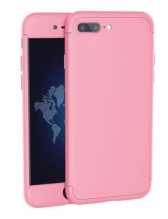 Amazon.com: iPhone 7 Plus Caso, jiban [360 grados Series] 3 ...