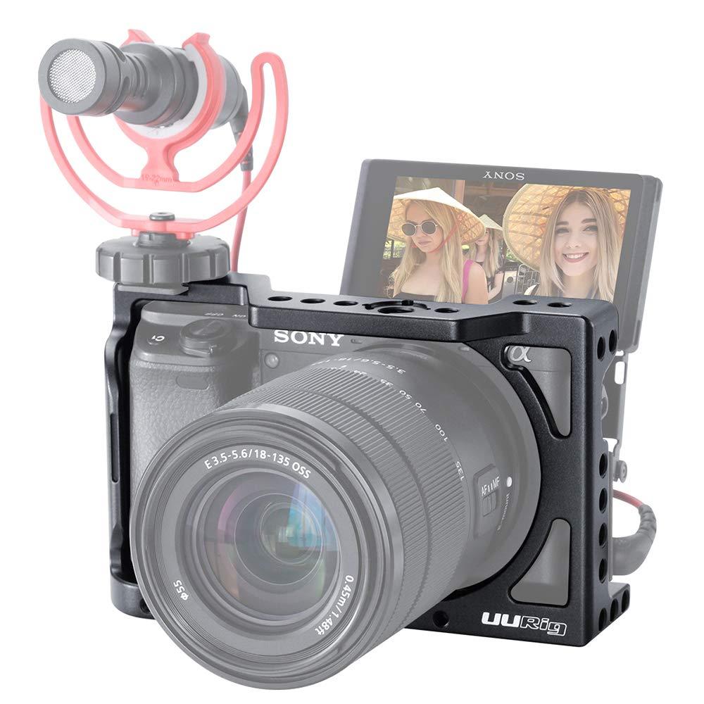 UURig A6400 - Soporte para cámara Sony A6400 (Metal): Amazon.es ...