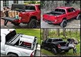 Gator ETX Soft Tri-Fold Truck Bed Tonneau Cover | 59109 | fits Chevy/GMC Silverado/Sierra 1500 (5 ft 8 in bed) 2014-18, 2019 1500 Legacy/Limited