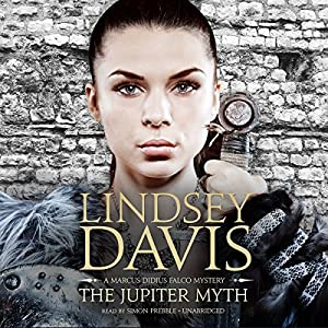The Jupiter Myth Audiobook