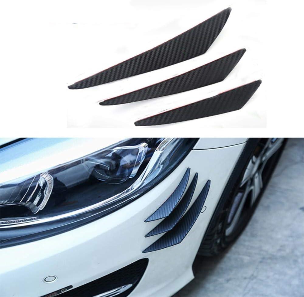 DKINCM Car Protection Strip car Bumper Decorative Strip car Shape Waterproof,for Alfa Romeo 156 AR 19972007