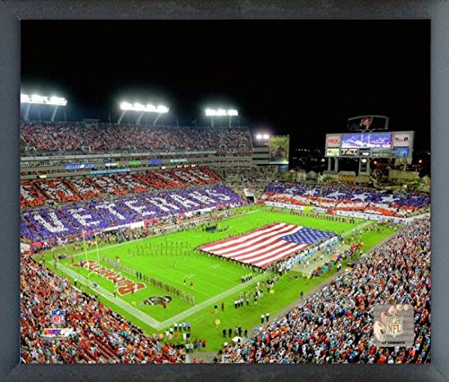 (Raymond James Stadium Tampa Bay Buccaneers Photo (Size: 12