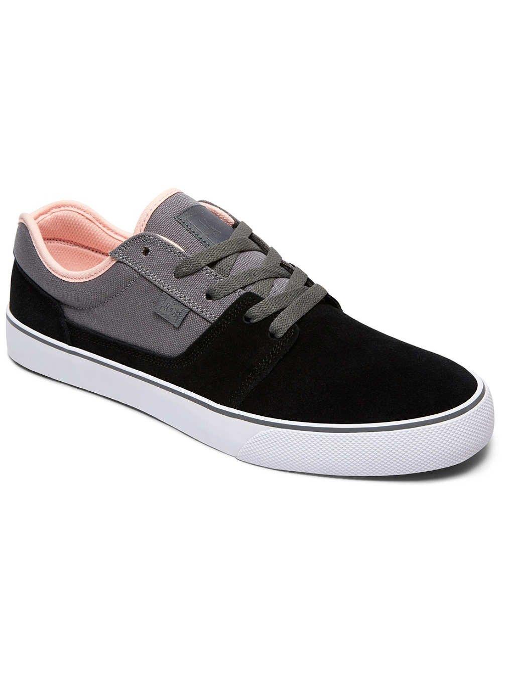DC Shoes TONIK SHOE D0302905 - Zapatillas de ante para hombre 45 EU Grey/Pink