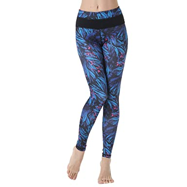 d1141d478e Amazon.com: 2018 Flower Blue Printed Sexy Novelty 3D Printed Women ...