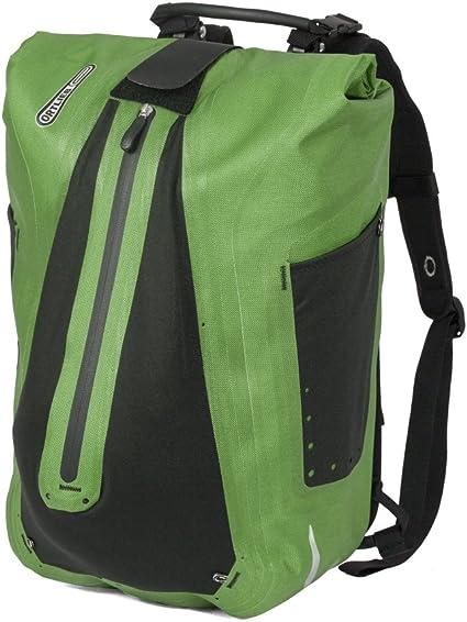 Ortlieb Vario Ql2 1 Rucksack Und Radtasche Grun Uni Amazon