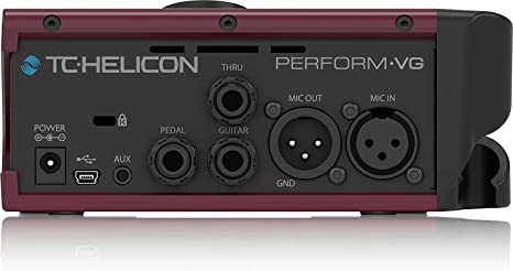 2 20 ft XLR Cables TC Helicon Perform VG Vocal Effects Processor ...