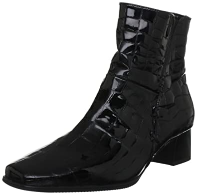 f427150d1 Gabor Women's Bassanio Ii Patent Ankle Boots: Amazon.co.uk: Shoes & Bags