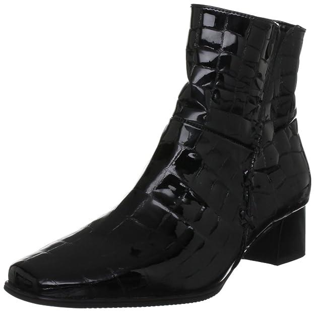 992c7f1355c Gabor Women's Bassanio Ii Patent Ankle Boots