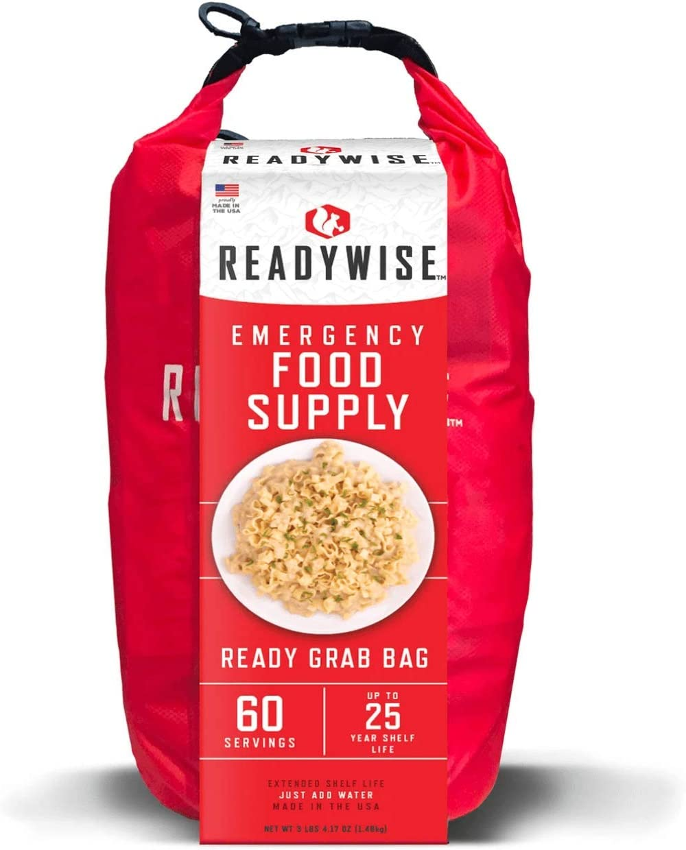 Wise Company Emergency Food Supply Ready Grab Bag