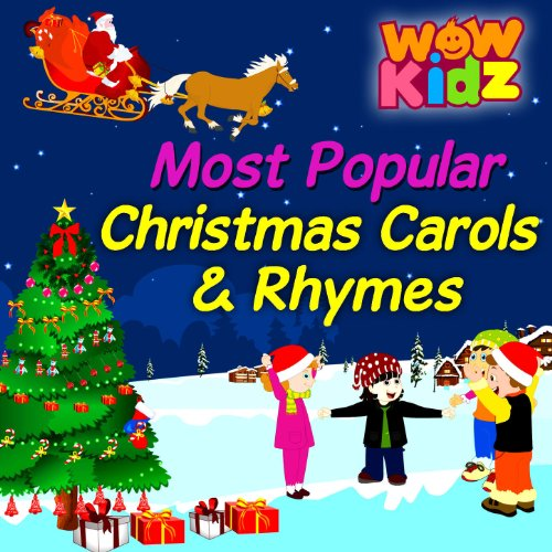 Most Popular Christmas Carols & Rhymes (Most Popular Christmas Carols)