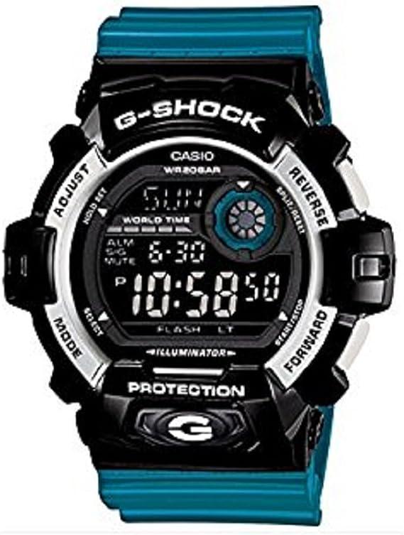 カシオ CASIO Gショック デジタル メンズ 腕時計 G-8900SC-1B ブルー [並行輸入品]