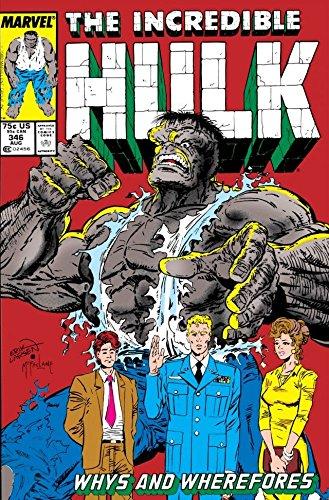 (Incredible Hulk (1962-1999) #346)