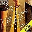 Amy and Roger's Epic Detour Hörbuch von Morgan Matson Gesprochen von: Suzy Jackson