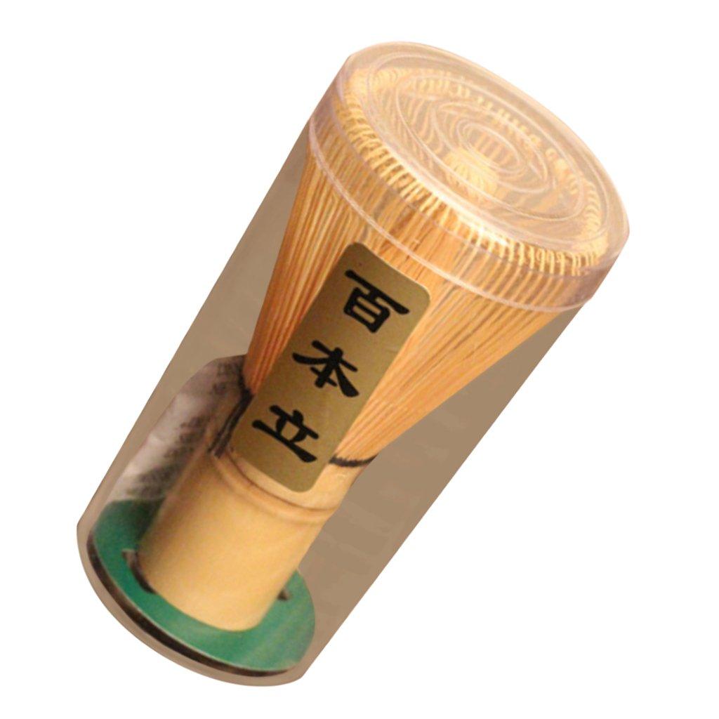 Generic Bamboo Chasen Matcha Powder Whisk Tool Japanese Tea Ceremony Accessory 70-75 prongs