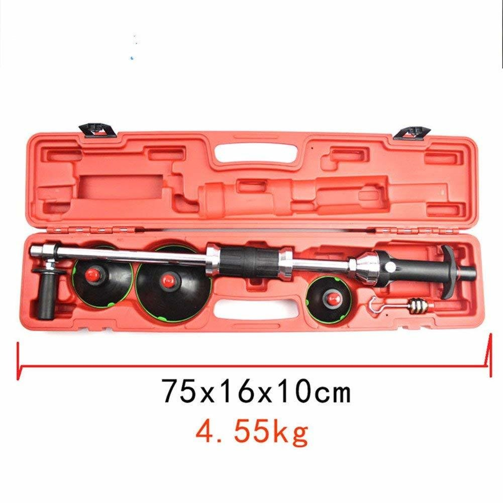 B10 SOTRLO PDR Rod kit Professional paintless dent repair tools rods hail damage repair kits Carbon Stainless PDR Hook