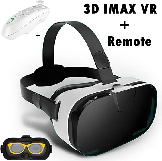 Cellet Virtual Reality Glasses 3d Vr Headset Universal Compatible With Iphone 11 11 Pro 11 Pro Max Xs Max Xr X 8 Plus 8 Samsung Galaxy S10 S10e S10 S9 S8 Google Pixel