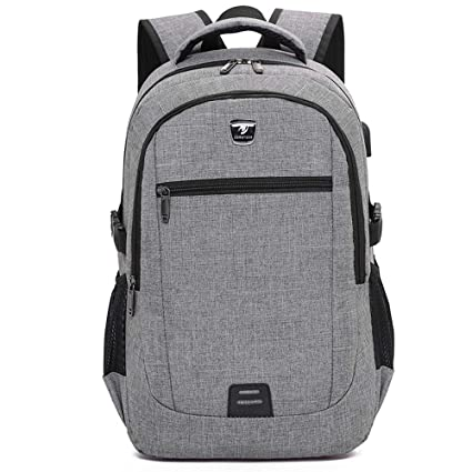 Amazon.com  Laptop Backpack with USB Charging Port c58c71dcca91e