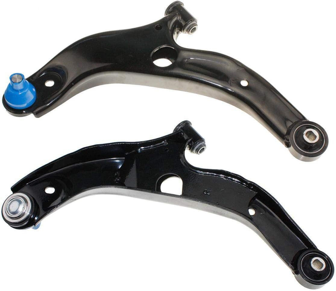 8 Pcs DLZ Suspension Control Arms Ball Joint for 2001-2003 Mazda Protege