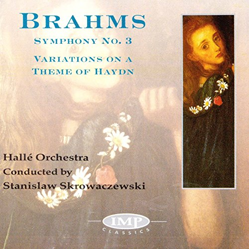 Brahms: Symphony No.3 / Variations On A Theme Of Haydn