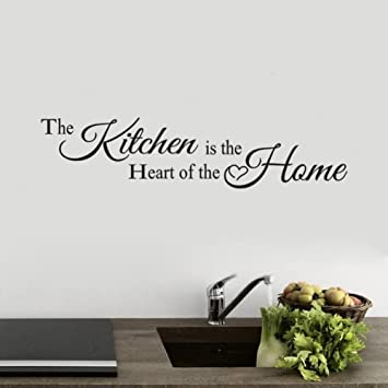 ba23f7f75 Image Unavailable. Image not available for. Color  Gocheaper The Kitchen  Home Decor Wall Sticker ...