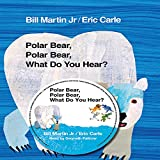 Bargain Audio Book - Polar Bear  Polar Bear  What Do You Hear