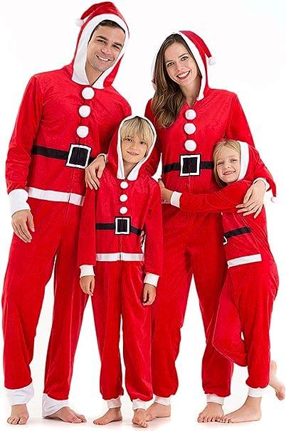 Henwin Christmas Pajamas Set for Toddler and Little Kids