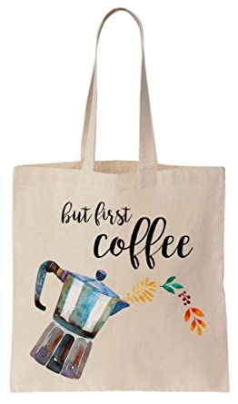 Amazon.com: Pero First – Café Gorgeous Moka Pot algodón ...