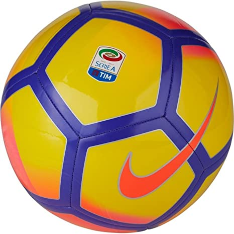 Nike - Mini pelota de fútbol, Serie A 2017/18 - Tim, tamaño 1 ...