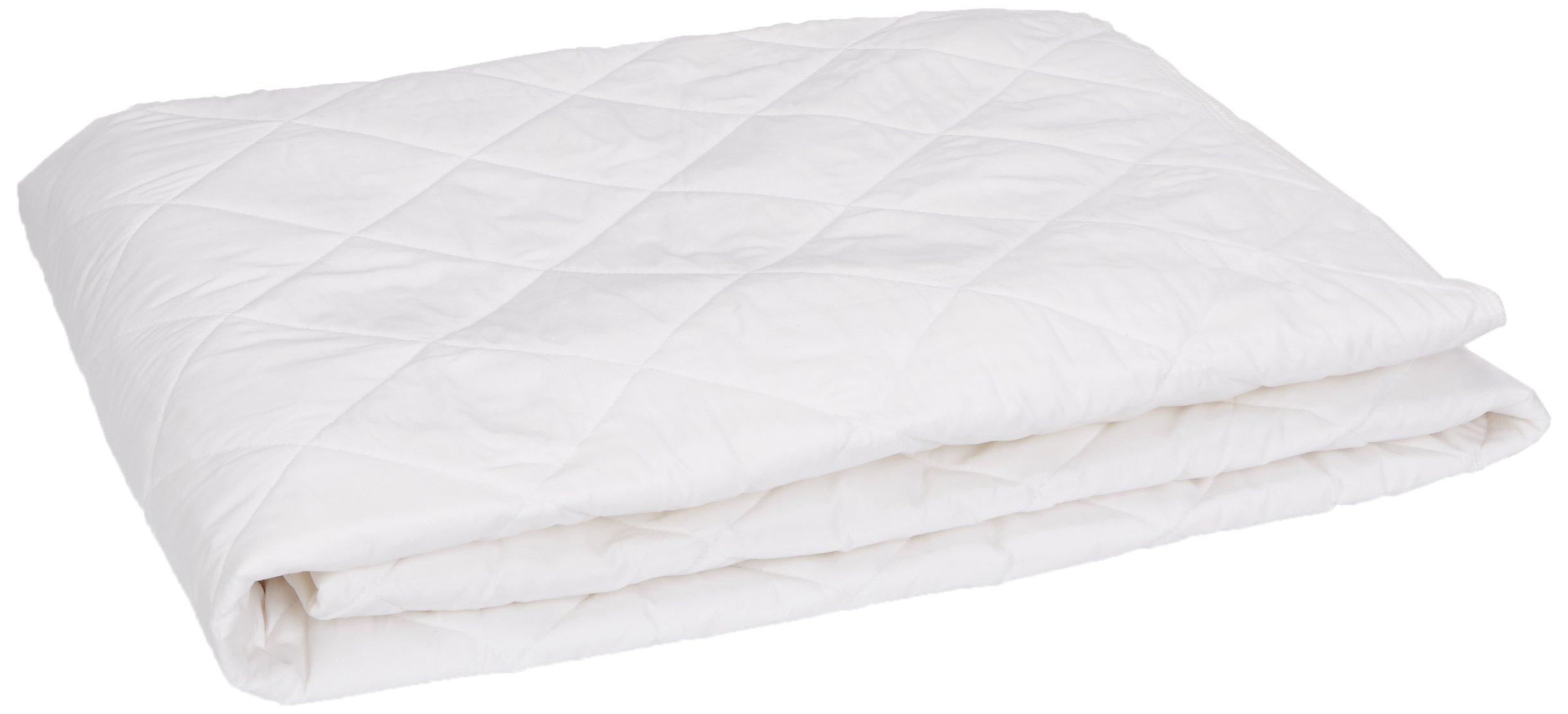 Downright 14'' Cotton Mattress Pad, 78'' x 80'', King 78x80