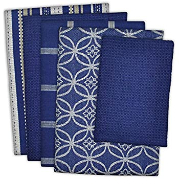 DII Cotton Oversized Kitchen Dish Towels 18 x 28