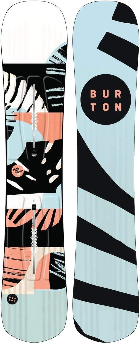 Burton Hideaway Snowboard pour Femme 10696106000 Femme