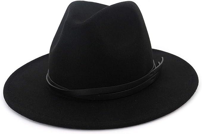 Men/'s Hat Wool Hat Classic Mafia Godfather Ladies Hat Occasion Hat Trilby Autumn