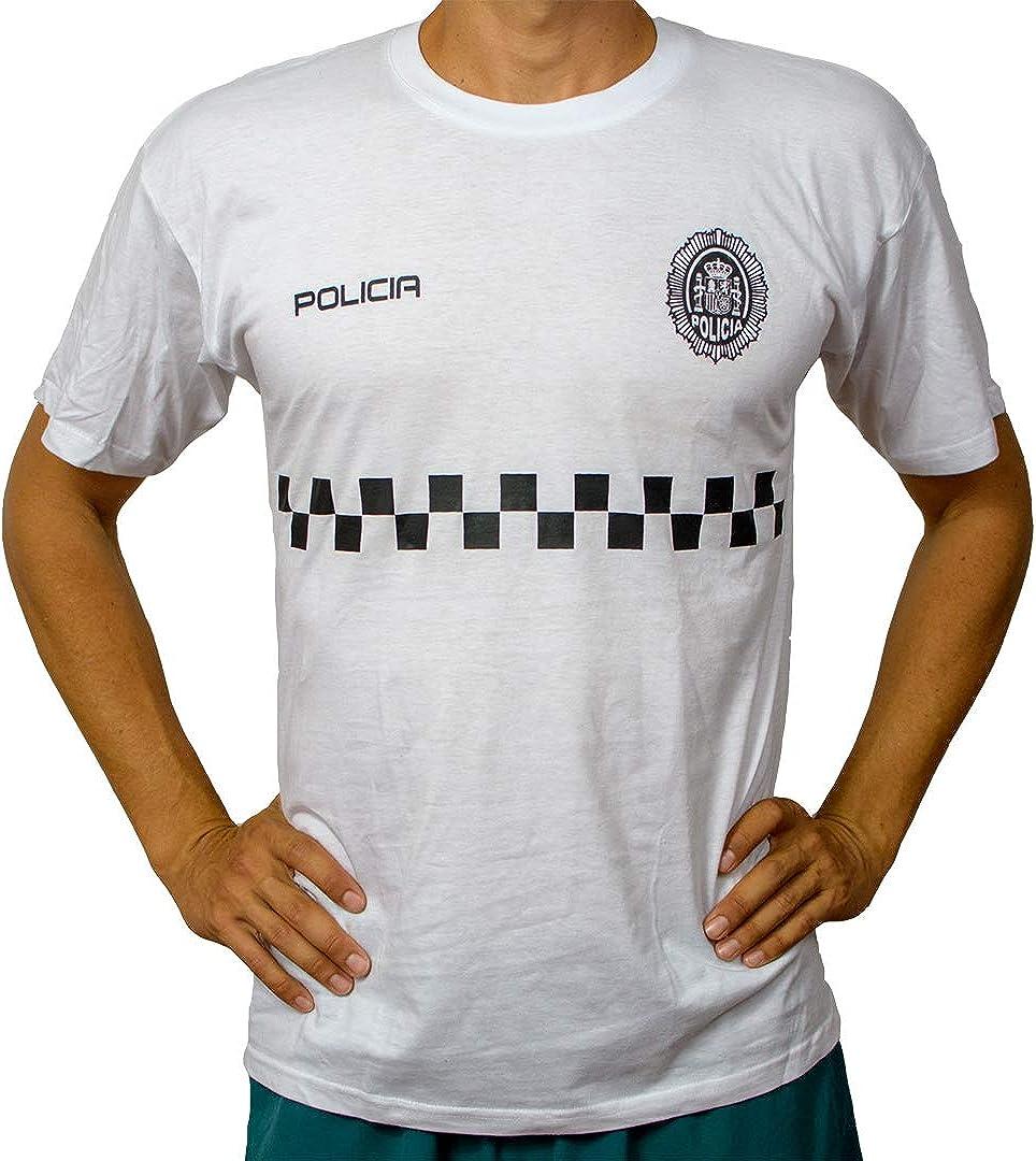 Alpimara Camiseta Policía Local (Hombre y niño) ALP: Amazon.es: Ropa y accesorios