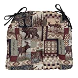 Black Forest Decor Woodland Cabin Chair Pad - Cabin Furniture