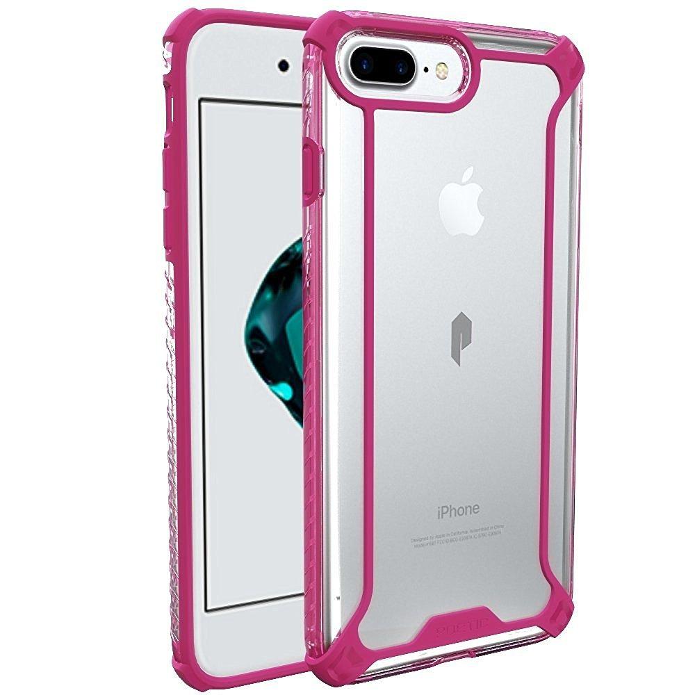 for apple iphone 7 plus pink poetic shockproof premium thin protective case ebay. Black Bedroom Furniture Sets. Home Design Ideas