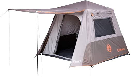 Coleman 1410587 Silver Series Instant-Up Tent