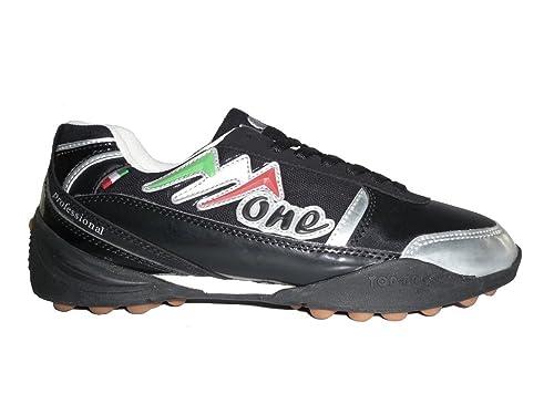 7c18d1060 AGLA PROFESSIONAL ONE EXE OUTDOOR scarpe calcetto futsal calcio a 5 anti-shock  system (